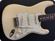 Fender Stratocaster Olympic White 1968