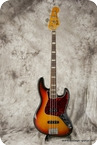 Fender Jazz Bass 1973 Sunburst