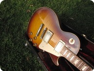 Gibson-1959 Les Paul RI R9 VOS-2007-Dark Burst