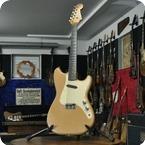 Fender Musicmaster 1960 Desert Sand
