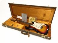 Fender Stratocaster Custom Shop 59 Relic Jeffocaster 2012 Sunburst