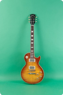 Gibson Les Paul 1960 Historic Collection Figured Top Reissue 2008 Sunburst