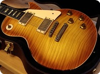 Real Guitars 59 Burst Custom Build 2020 Goldie Burst