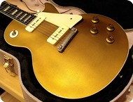 Real Guitars 54 Allgold Custom Build 2020 Allgold