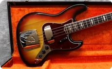 Fender Jazz 1969 Sunburst