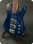 Mike Lull TXB4 2015 Trans Blue