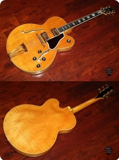 Gibson Byrdland  (gie1217)  1969 Blonde