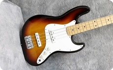 Fender Jazz 1983 Sunburst
