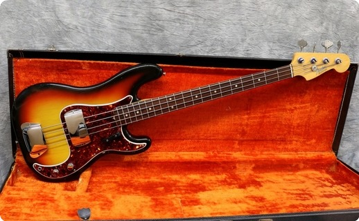 Fender Precision 1965 Sunburst