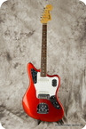 Fender-Jaguar AM Vintage 65 AVRI-2012-Candy Apple Red