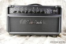 Two Rock Custom Reverb V3 2010 Black Tolex