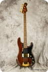 Fender Precision Bass Special 1982 Walnut