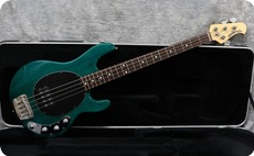 Music Man Ernie Ball Stingray 2002 Trans Teal