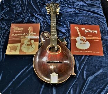 Gibson F 4 1919 Sunburst