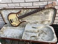 Danelectro 4423 Longhorn Bass 1963 Copperburst