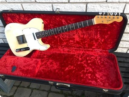 Fender Telecaster 1966 Blonde