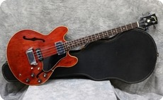 Gibson EB2D 1968 Cherry