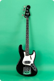 Fender Jazz Bass 1965 Black