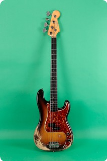 Fender Precision Bass 1960 Sunburst