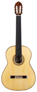 Luis Fernandez De Cordoba 2016 Classical Guitar Spruce/walnut 2016 French Polish