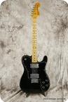 Fender Telecaster Deluxe Black