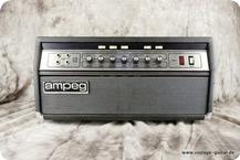 Ampeg V9 SVT 1977 Black