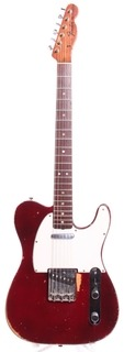 Fender Telecaster 1971 Cherry Red