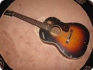 Gibson LG 2 BANNER MODEL 1944 Tobacco Sunburst