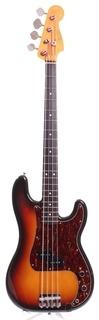 Fender Precision Bass '62 Reissue 1990 Sunburst