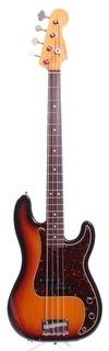 Fender Precision Bass American Vintage 62 Reissue 1994 Sunburst