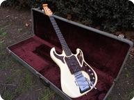 Burns Guitars Marvin 1964 WHite
