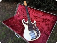 Burns Guitars Marvin 1964 White