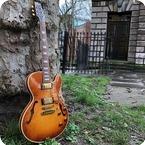 Heritage Guitars Academy Custom 2001 Sunburst