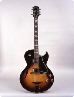 Gibson Es175 Ex Steve Howe Yes Asia 2009 Sunburst