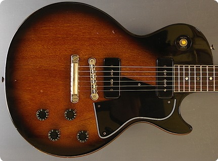 Gibson Les Paul Special 55/77 Reissue 1977 Tobacco Burst