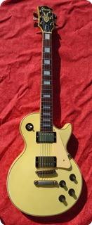 Ibanez 2350 Wh Lp Custom Copy 1976 White