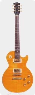 Gibson Les Paul Special Plus Flametop 2002 Amber