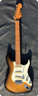 Fernandes Rst 50 Stratocaster 40's Copy Japan 1981 Sunburst