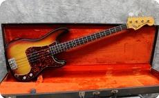 Fender-Precision-1972-Sunburst