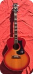 Ibanez 2605 Jumbo Everly Brothers 1977 Sunburst