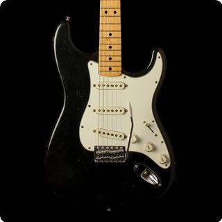 Fender Stratocaster 1972 Black