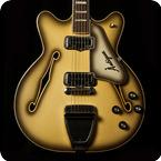 Fender Coronado II 1967 Antigua