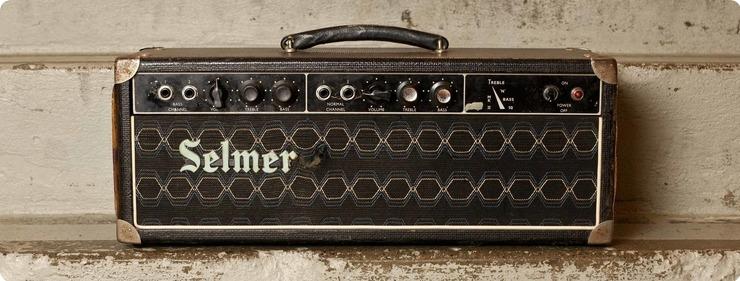 Selmer Amps Treble 'n Bass Mk Ii