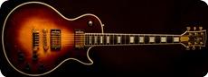 Gibson-Les Paul Artist-1979-Sunburst