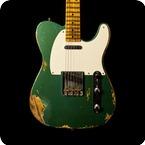 Fender-Telecaster-Sherwood Green