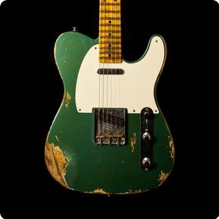 Fender Telecaster Sherwood Green