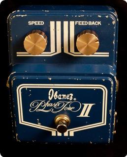 Ibanez Phase Tone Ii Pt 707 1976