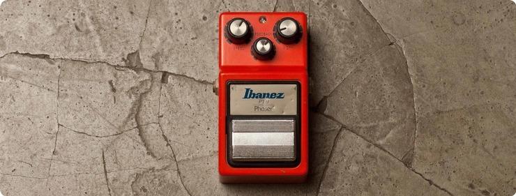Ibanez Pt 9 Phaser