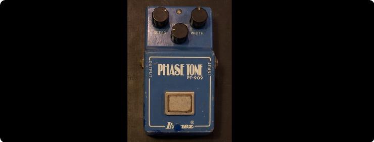 Ibanez Phase Tone Pt 909