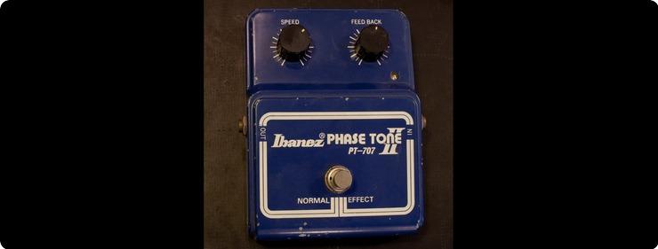 Ibanez Phase Tone Ii Pt 707